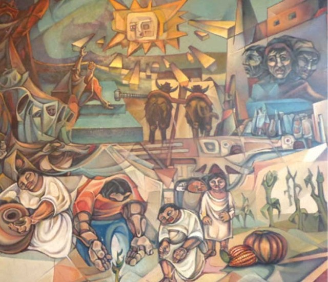 Revalorizarán el muralismo chuquisaqueño del siglo XX