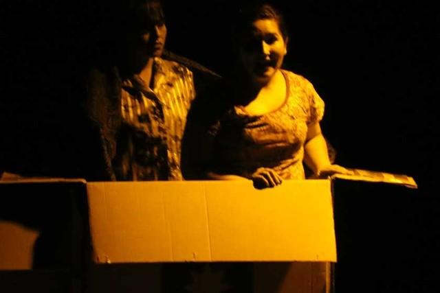 Teatro con  enfoque de género por El Animal