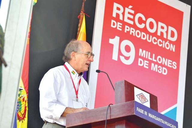 Margarita-Huacaya aporta 30% a producción nacional
