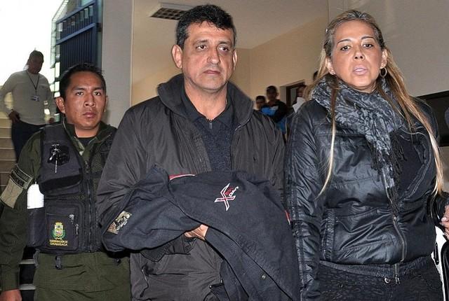 Tribunal de Alzada rechaza apelación del ex dirigente de fútbol  Jorge Justiniano