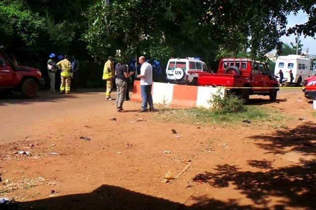 Al menos 40 personas, entre rehenes y terroristas, murieron en ataque contra hotel en Mali