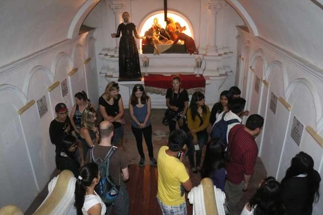 San Felipe Neri exhibe sus tesoros eclesiásticos