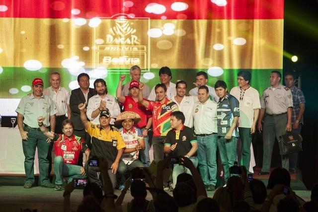 Presentarán Rally Dakar en Bolivia con presencia de Marc Coma