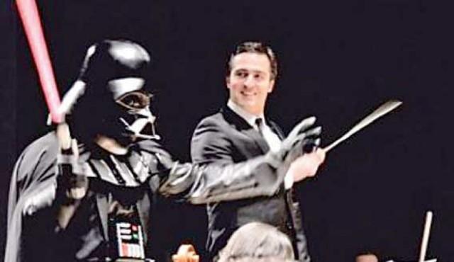 La Orquesta Sinfónica interpreta hoy Star Wars