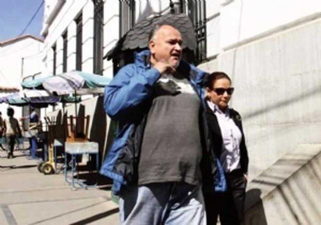 FÚTBOL Zambrano logró una pena igual a tres años de prisión