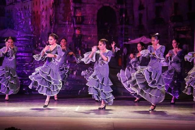 Ballet de Prudencio ilumina el Mariscal