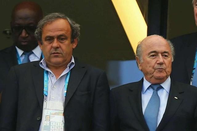 Blatter y Platini sancionados con ocho años por el Comité de Ética de FIFA
