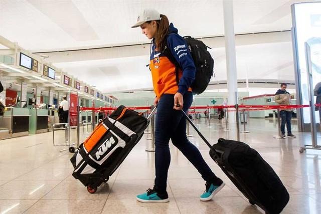 Pilotos arriban a Buenos Aires para el inicio del Dakar