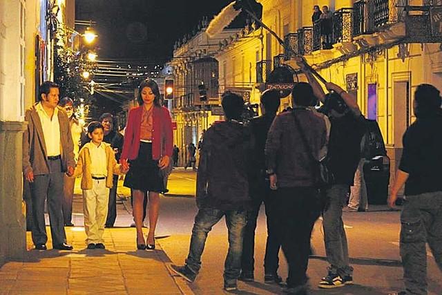 Estrenarán cuatro películas de realizadores chuquisaqueños