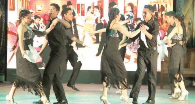 Gil Dance representará a  Bolivia en Santiago de Chile
