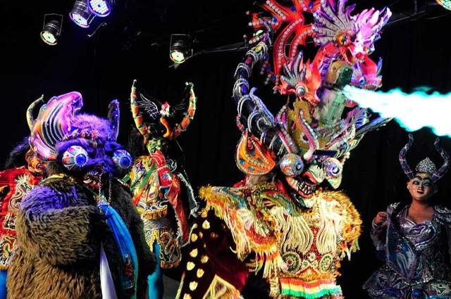 Lanzan el Carnaval 2016 y  la promoción internacional
