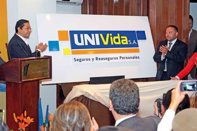 Univida entra al mercado con seguros desde Bs 30