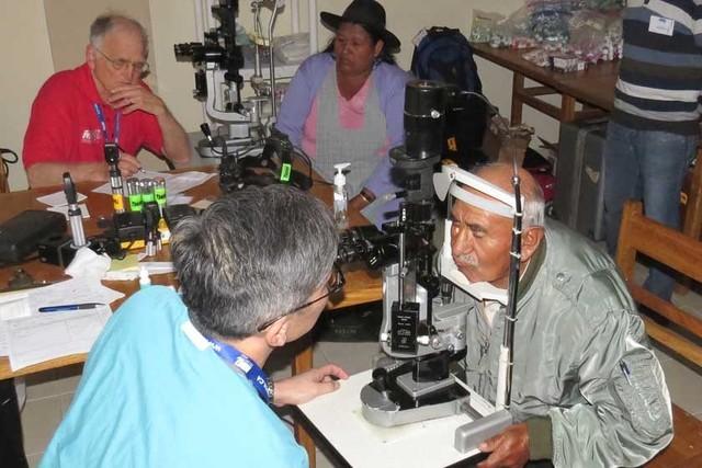 Se abre campaña de ojos con  sobredemanda de pacientes