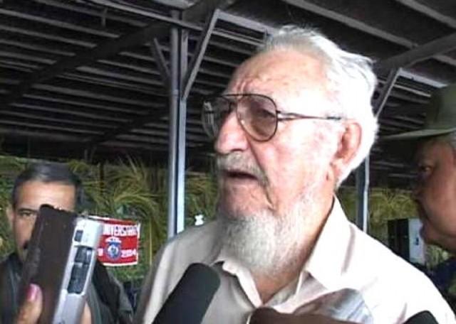 Morales expresa condolencias por muerte de Ramón Castro y destaca su lucha contra el imperialismo