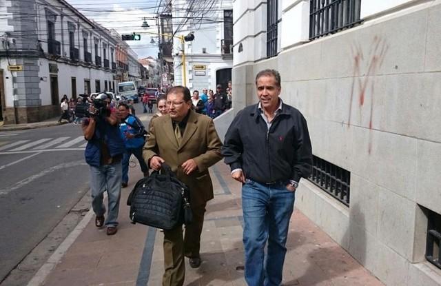 Mauricio Méndez planteará salida alternativa tras declarar ante la Fiscalía