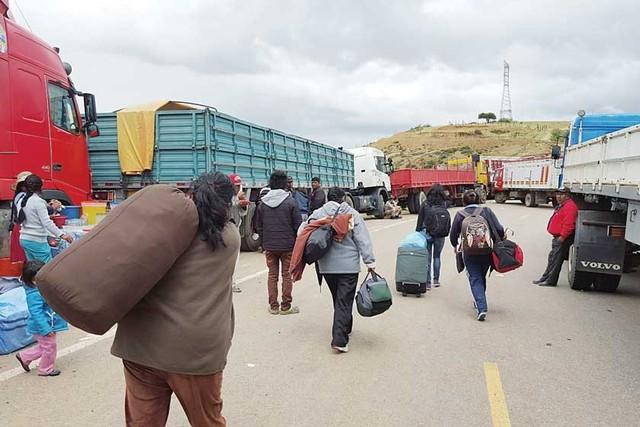 El Transporte y el Gobierno comienzan diálogo mañana