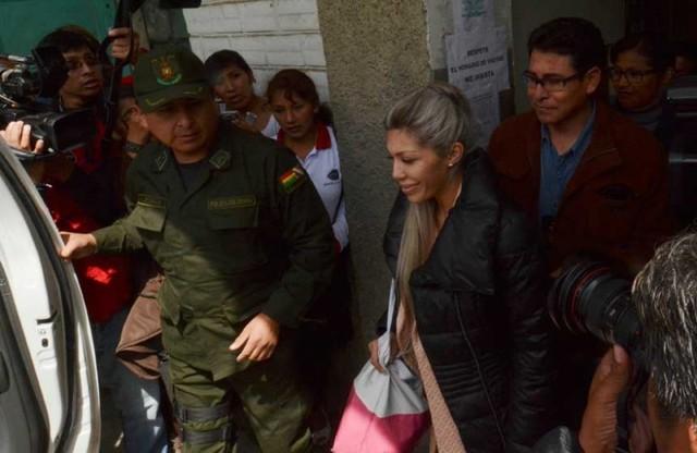 El Gobierno duda de que el hijo de Evo y Gabriela esté con vida