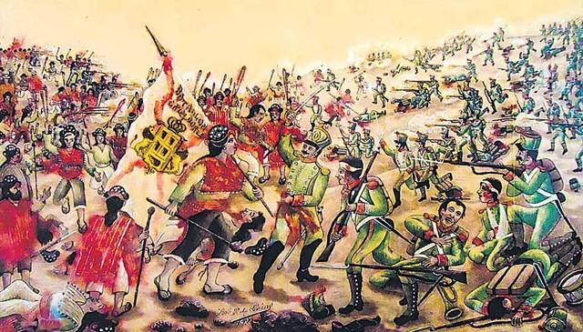 Batalla: Tarabuco evocará bicentenario de Jumbate