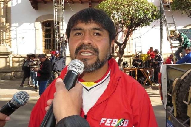 Chuquisaqueño Ernesto Soliz es elegido nuevo presidente de la FEBAD