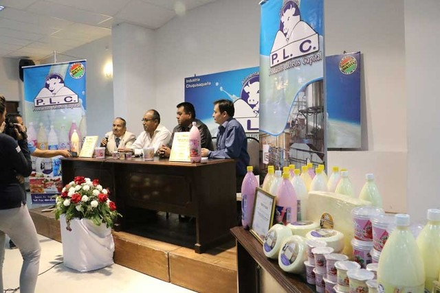 Yogur de Lácteos Capital logra premio nacional
