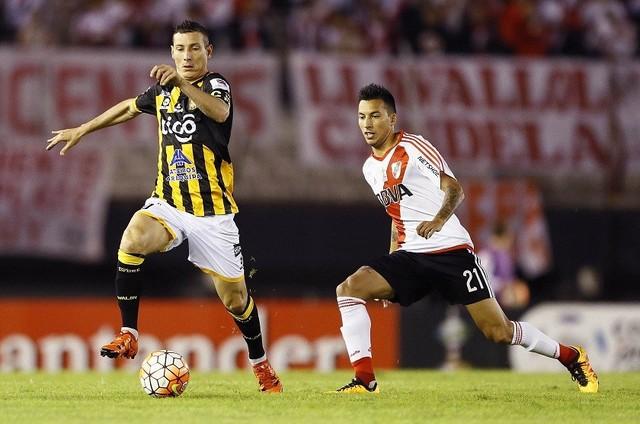 River Plate humilla a The Strongest y toma el liderato del Grupo 1