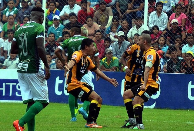 The Strongest frena a Petrolero con un gol solitario de Wayar
