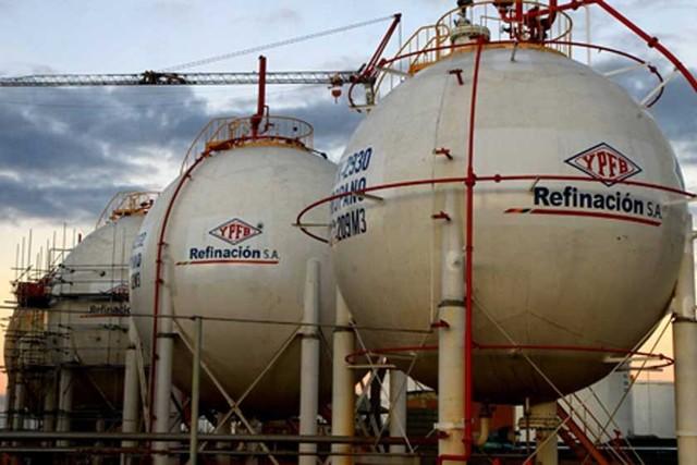 Gobierno: Crisis en Brasil no afectará venta de gas