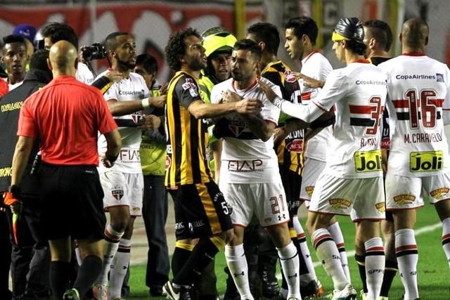 The Strongest también se despide de la Copa con un empate con el Sao Paulo
