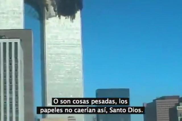 Revelan video viralizado del ataque a las Torres Gemelas de 2001