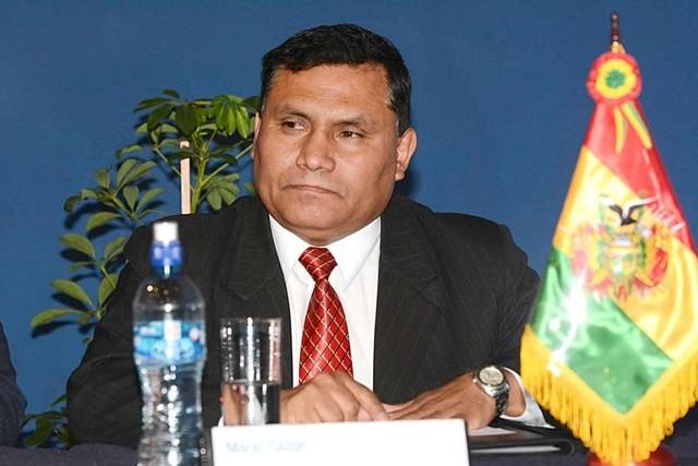 El Gobierno cambia a Ariñez por Mario Cazón en Impuestos