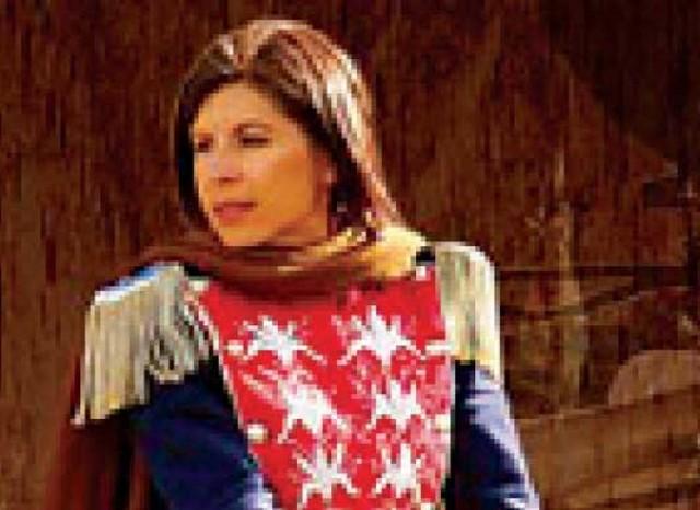 Juana Azurduy se estrenará en Sucre