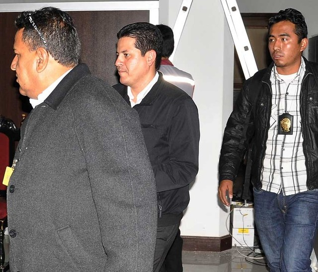 Aprehenden a juez que falló a favor de Chávez