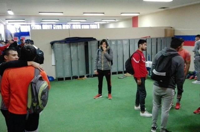 """La """"U"""" jugará a las 17:00 con Wilstermann y jugadores deciden parar"""