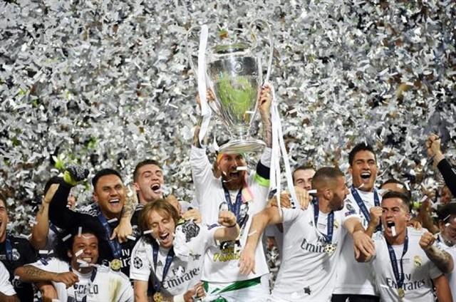 Real Madrid, el nuevo campeón de Europa