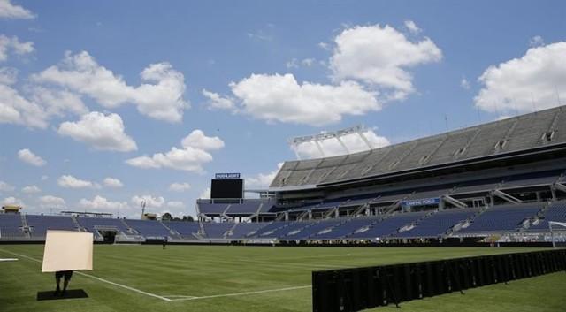 Diez modernas sedes acogen 32 partidos de la primera Copa América en EEUU