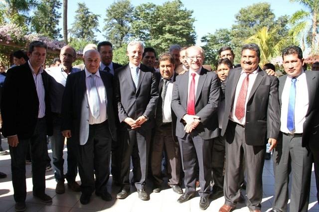 Inauguran el tercer encuentro Mundial del Gran Chaco Americano