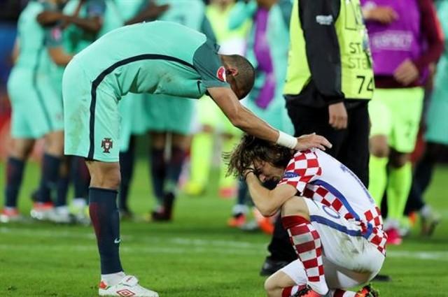 Croacia cae ante Portugal