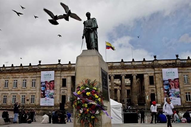 Colombia, un compromiso ante la paz, el mundo y la historia