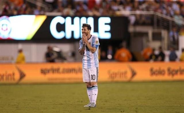 Chile se lleva la Copa Centenario