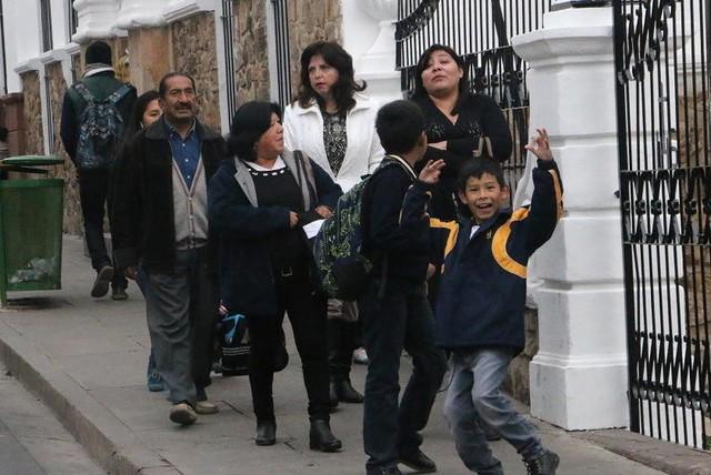 Inician las vacaciones escolares en ocho departamentos del país