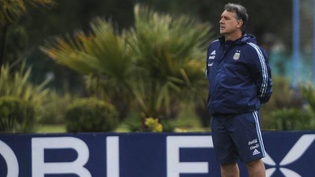 Martino renuncia y deja a Argentina sin DT