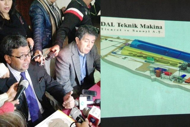Empresa turca inhabilitada por Fancesa apelará tras descalificación