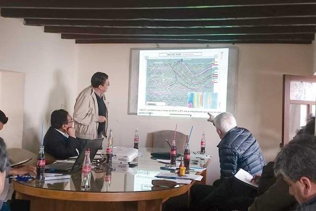 Producción comercial del campo Incahuasi iniciará en septiembre