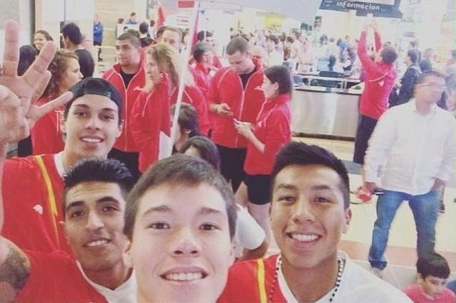 Bolivia consigue sus primeras victorias en Mundial de Raquetbol en Colombia