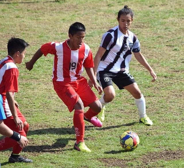 Fútbol: La Paz, Cochabamba, Beni y Santa Cruz clasifican a semifinales del Nacional Sub-16