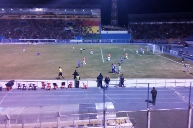 Real Potosí se hace respetar y vence 3-1 a la U Católica de Chile