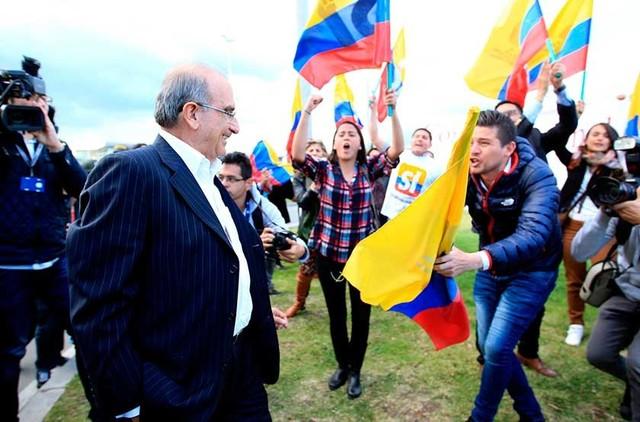 Colombia comienza a transitar el camino final hacia la paz