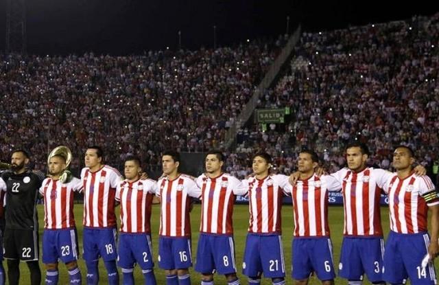 Paraguay vence a Chile con dos goles en los primeros diez minutos