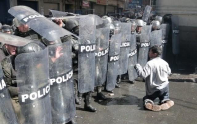 ONU pide investigar violencia contra personas con discapacidad en protesta