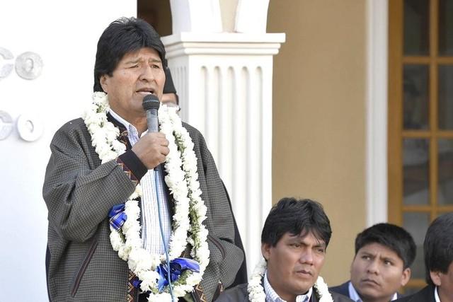 Evo pide tomar acciones contra la discriminación en el fútbol tras lo sucedido en Chile